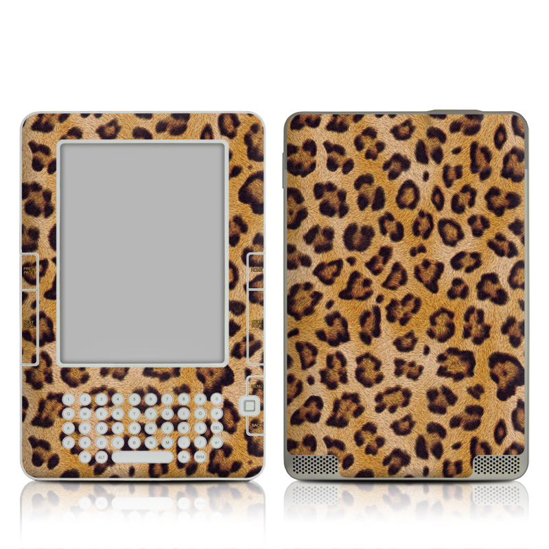 Leopard Spots Amazon Kindle 2 Skin