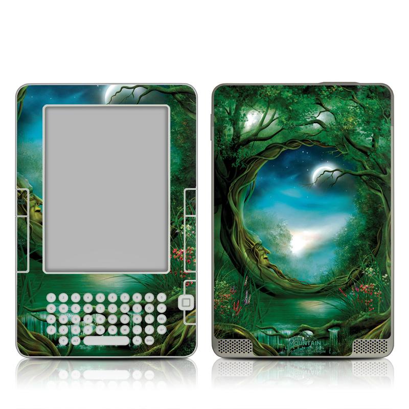 Moon Tree Amazon Kindle 2 Skin
