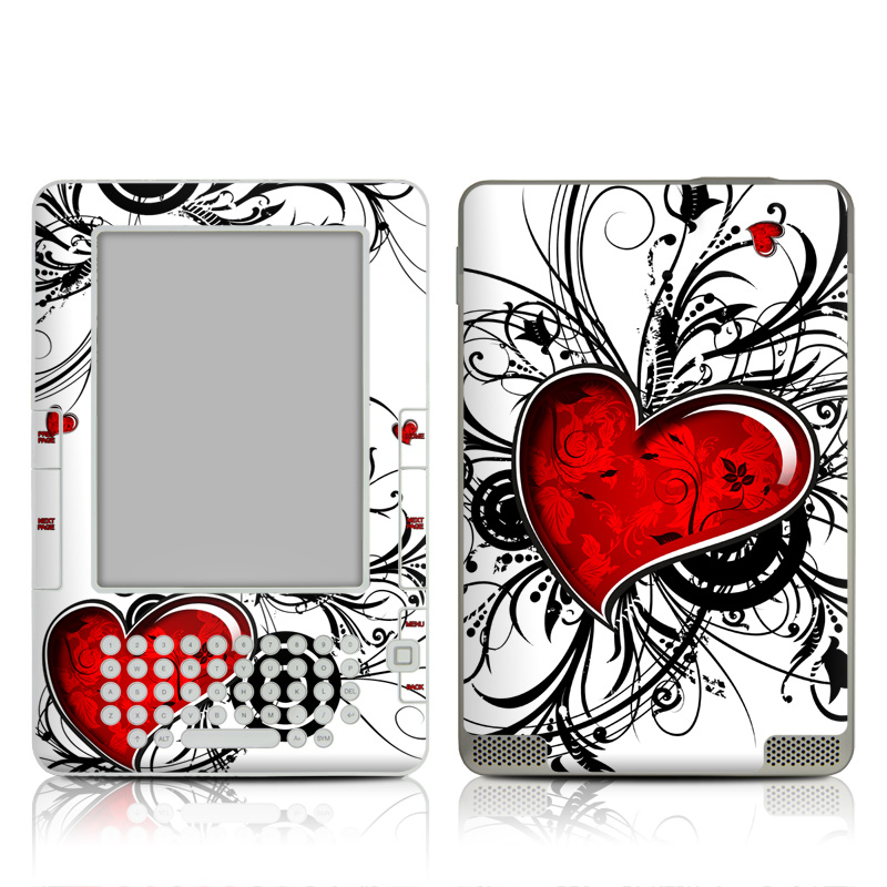 My Heart Amazon Kindle 2 Skin