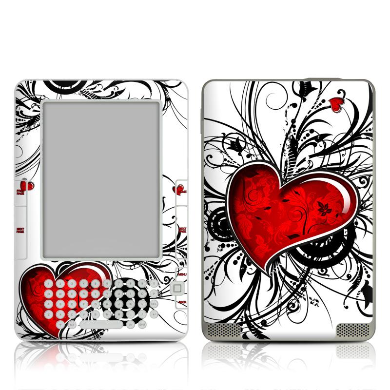 My Heart Amazon Kindle 2 Skin