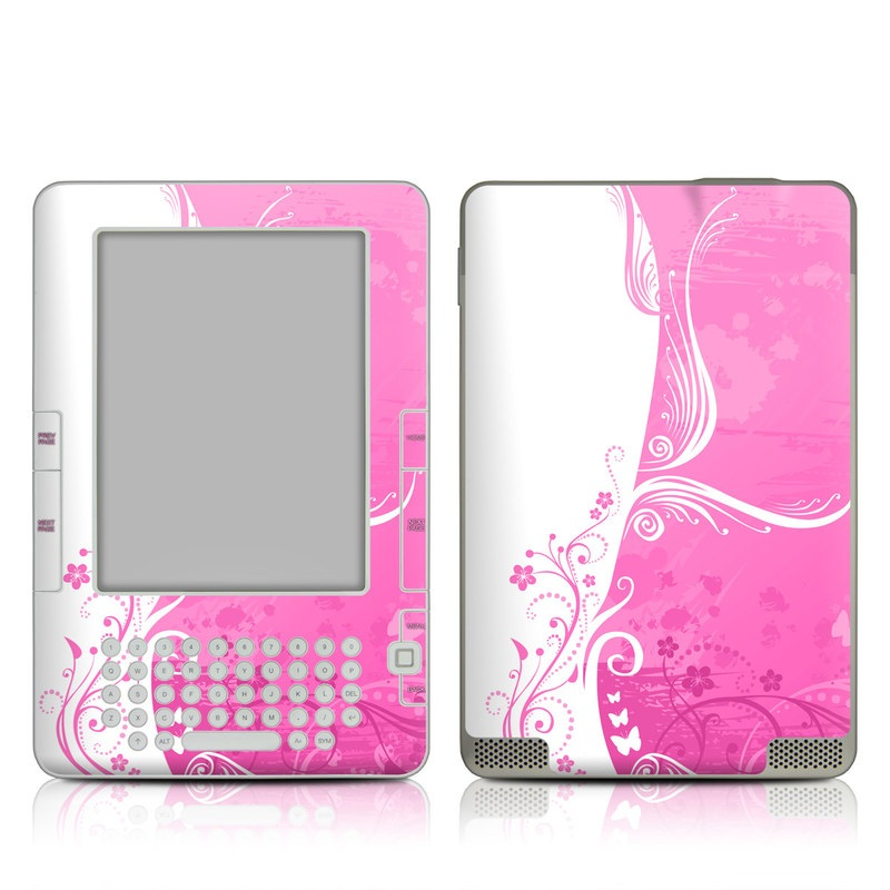 Pink Crush Amazon Kindle 2 Skin