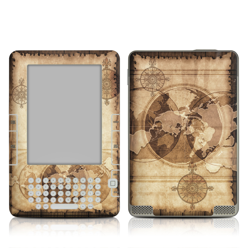 Quest Amazon Kindle 2 Skin