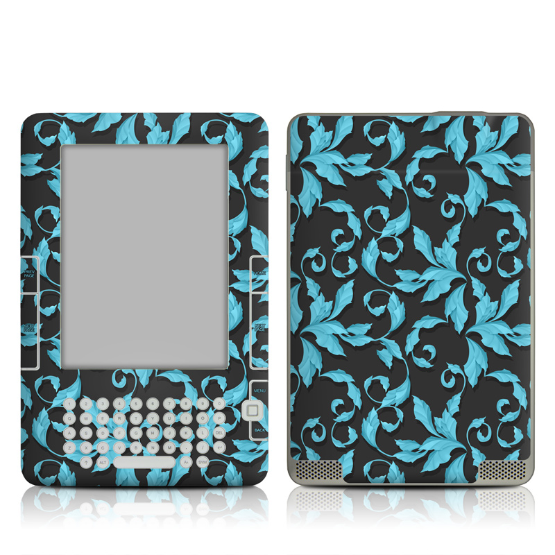 Relic Blue Amazon Kindle 2 Skin