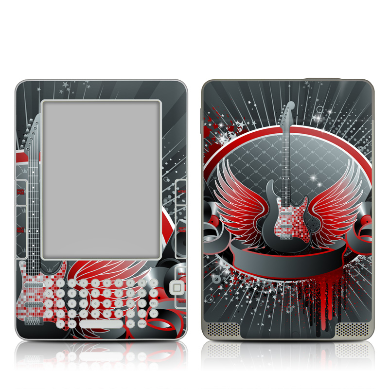 Rock Out Amazon Kindle 2 Skin