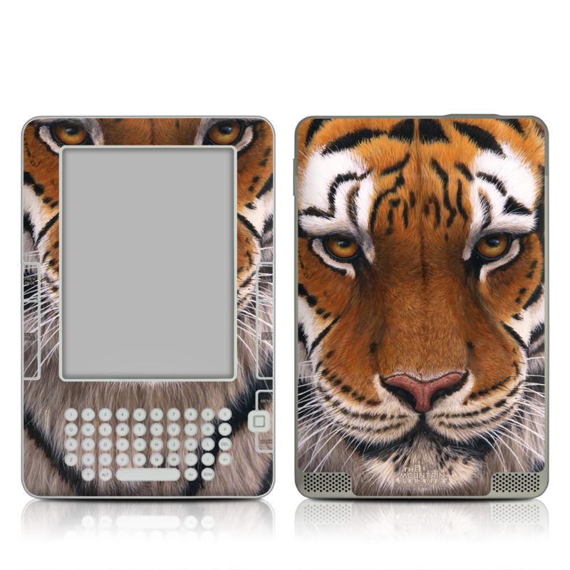 Siberian Tiger Amazon Kindle 2 Skin
