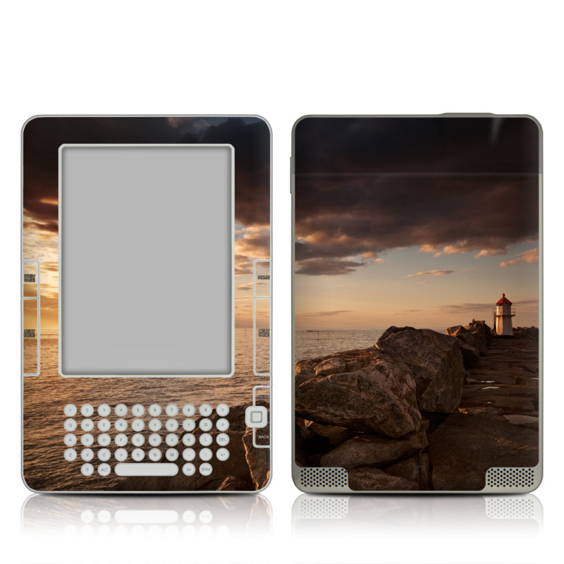 Sunset Beacon Amazon Kindle 2 Skin