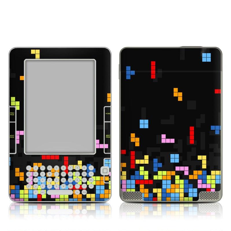 Tetrads Amazon Kindle 2 Skin