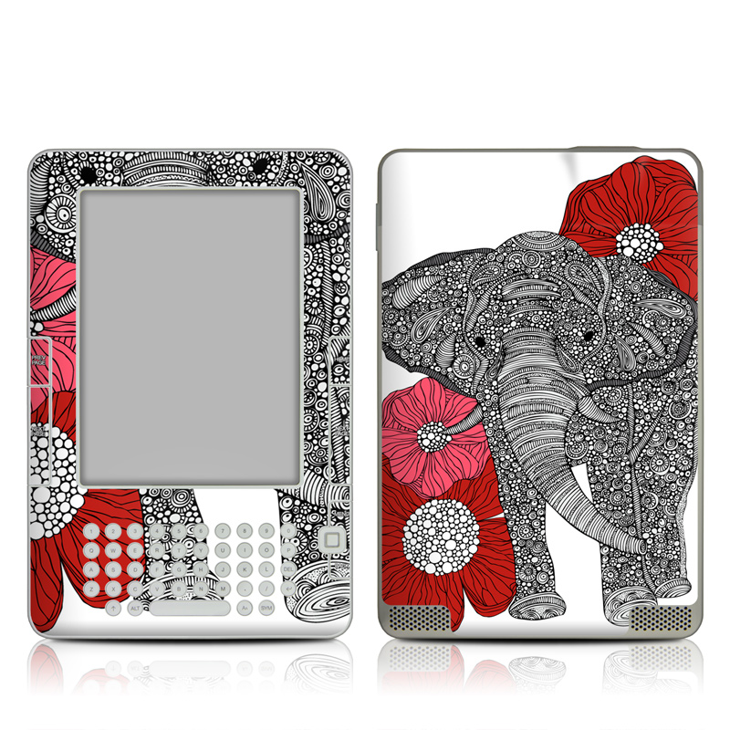 The Elephant Amazon Kindle 2 Skin