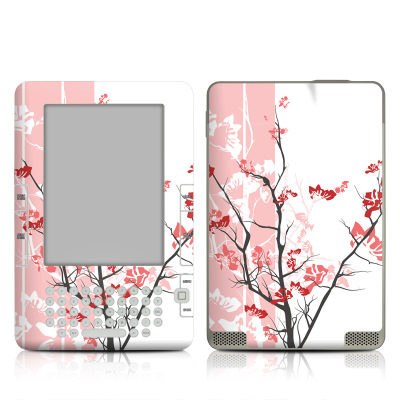Pink Tranquility Amazon Kindle 2 Skin