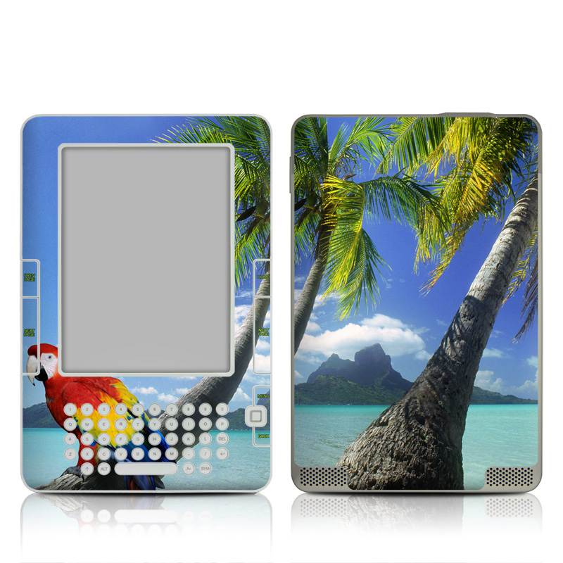 Tropics Amazon Kindle 2 Skin