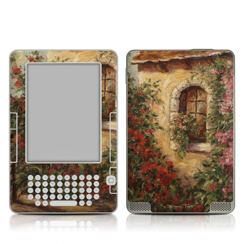 The Window Amazon Kindle 2 Skin
