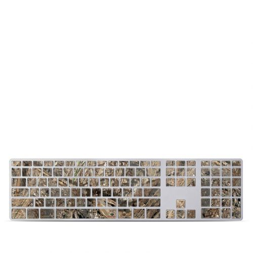 Duck Blind Apple Keyboard with Numeric Keypad Skin