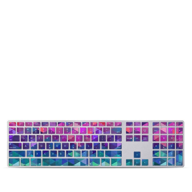 Charmed Apple Keyboard with Numeric Keypad Skin