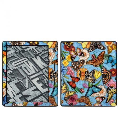 Butterfly Land Amazon Kindle Oasis Skin