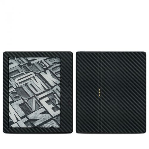 Carbon Amazon Kindle Oasis Skin