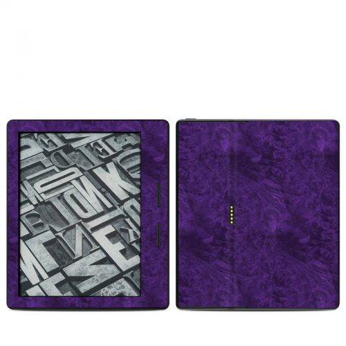 Purple Lacquer Amazon Kindle Oasis Skin