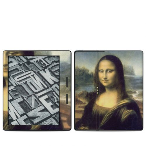 Mona Lisa Amazon Kindle Oasis 1 Skin