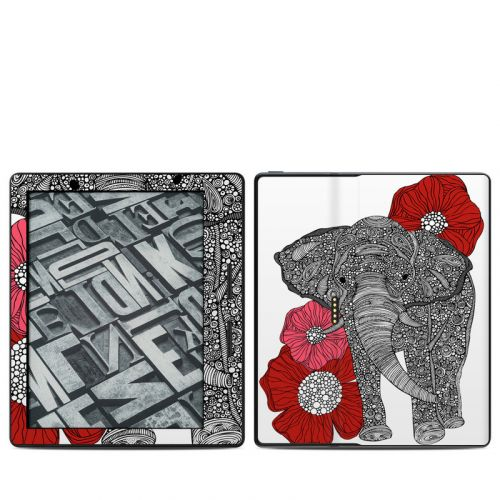 The Elephant Amazon Kindle Oasis Skin