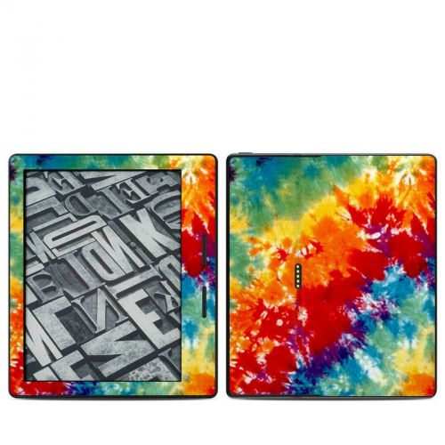 Tie Dyed Amazon Kindle Oasis Skin