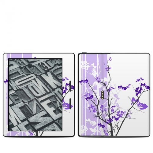 Violet Tranquility Amazon Kindle Oasis Skin
