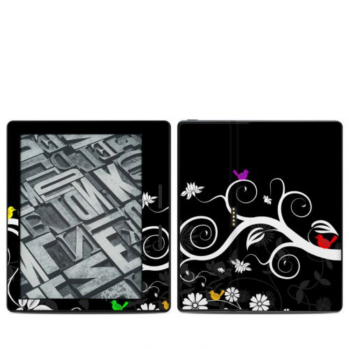 Tweet Dark Amazon Kindle Oasis 1 Skin