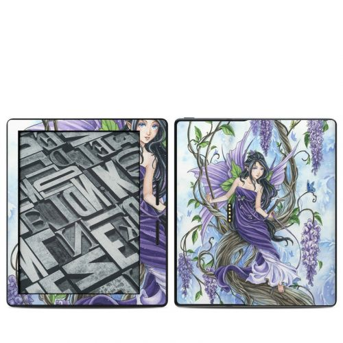 Wisteria Amazon Kindle Oasis 1 Skin