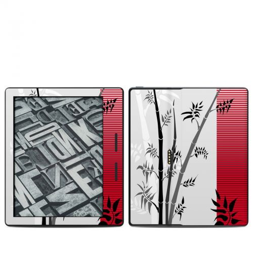 Zen Amazon Kindle Oasis Skin