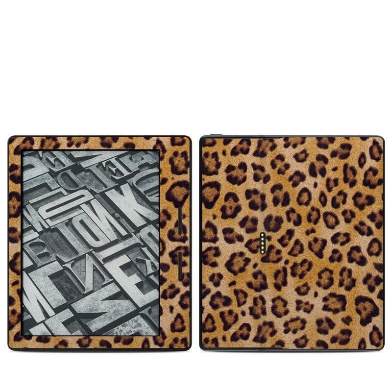 Leopard Spots Amazon Kindle Oasis Skin