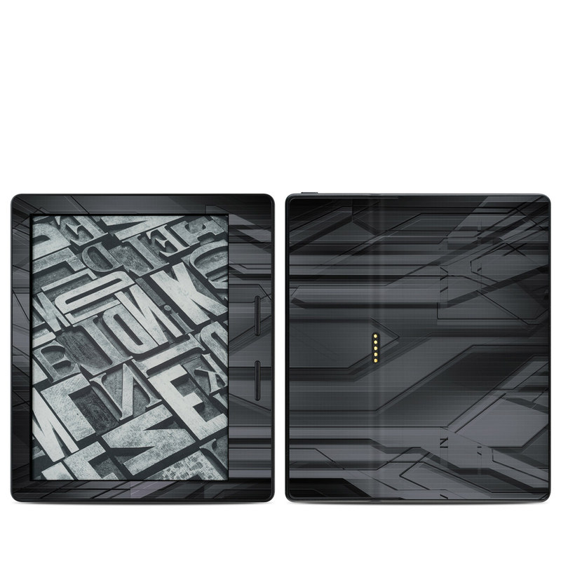 Plated Amazon Kindle Oasis Skin