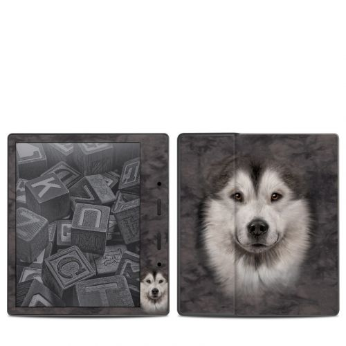 Alaskan Malamute Amazon Kindle Oasis 2 Skin