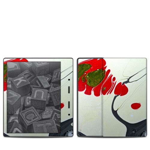 Amoeba Amazon Kindle Oasis 2 Skin