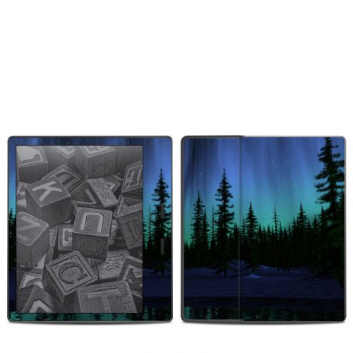 Aurora Amazon Kindle Oasis (2017) Skin