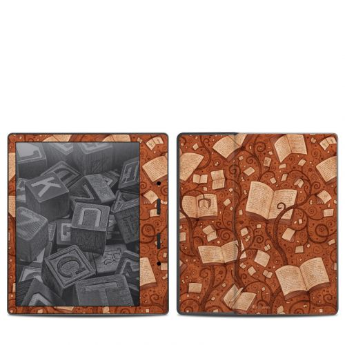 Books Amazon Kindle Oasis 2 Skin