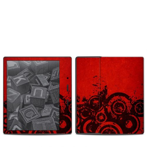 Bullseye Amazon Kindle Oasis 2 Skin