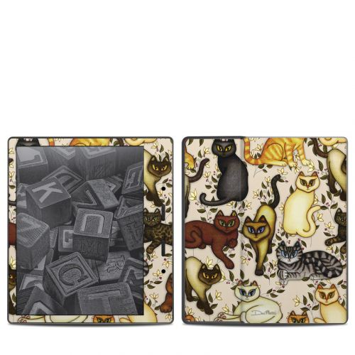 Cats Amazon Kindle Oasis 2 Skin