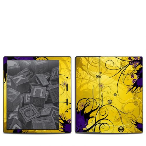 Chaotic Land Amazon Kindle Oasis 2 Skin