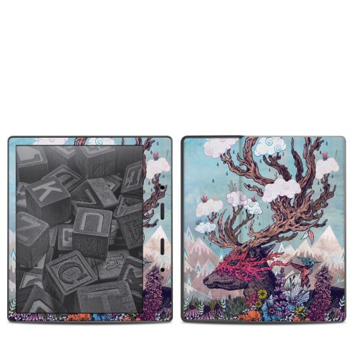 Deer Spirit Amazon Kindle Oasis 2 Skin