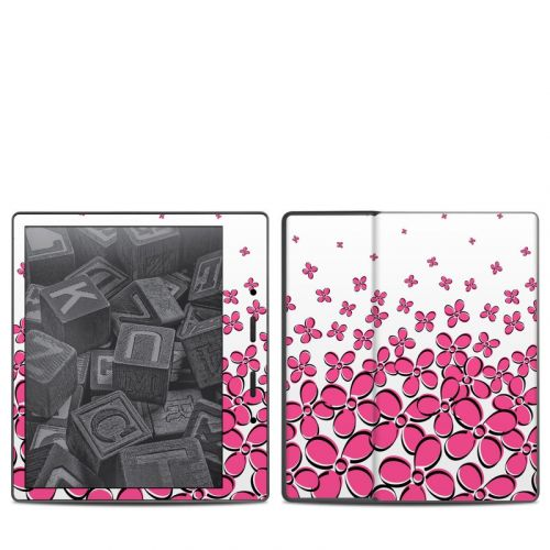 Pink Amazon Kindle Oasis 2 Skin
