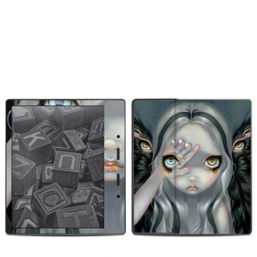 Divine Hand Amazon Kindle Oasis 2 Skin