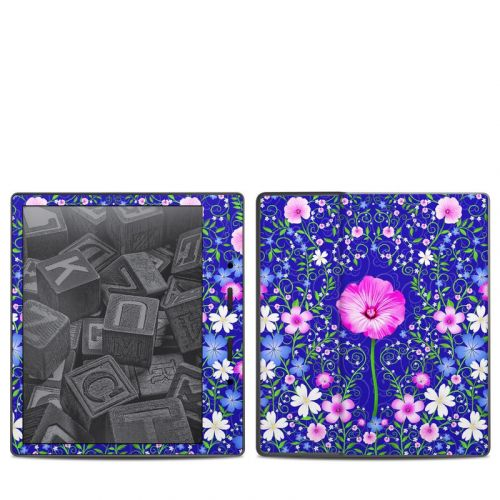 Floral Harmony Amazon Kindle Oasis 2 Skin