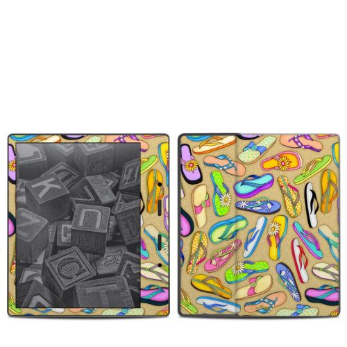 Flip Flops Amazon Kindle Oasis 2 Skin