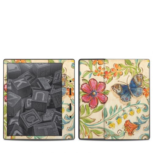 Garden Scroll Amazon Kindle Oasis 2 Skin