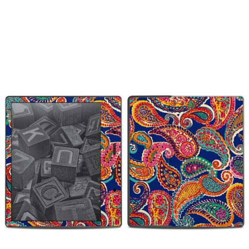 Gracen Paisley Amazon Kindle Oasis 2 Skin
