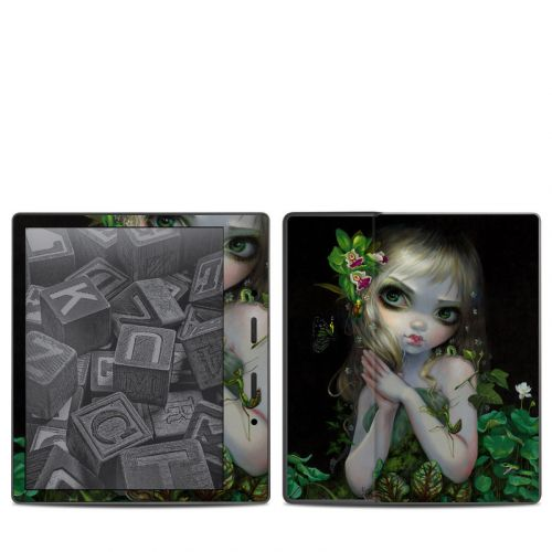 Green Goddess Amazon Kindle Oasis (2017) Skin