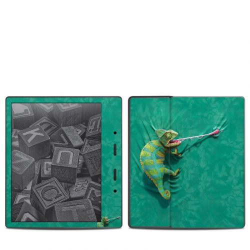 Iguana Amazon Kindle Oasis 2 Skin
