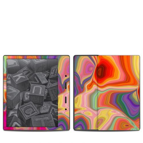 Mind Trip Amazon Kindle Oasis 2 Skin