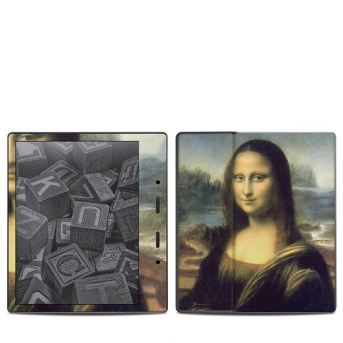Mona Lisa Amazon Kindle Oasis 2 Skin