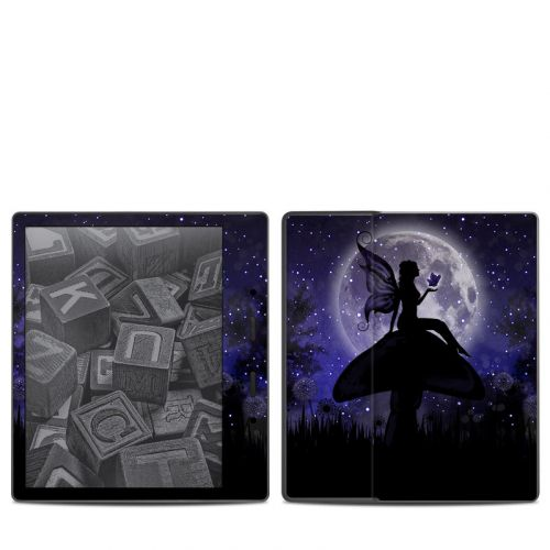 Moonlit Fairy Amazon Kindle Oasis 2 Skin