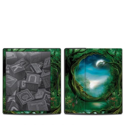 Moon Tree Amazon Kindle Oasis 2 Skin