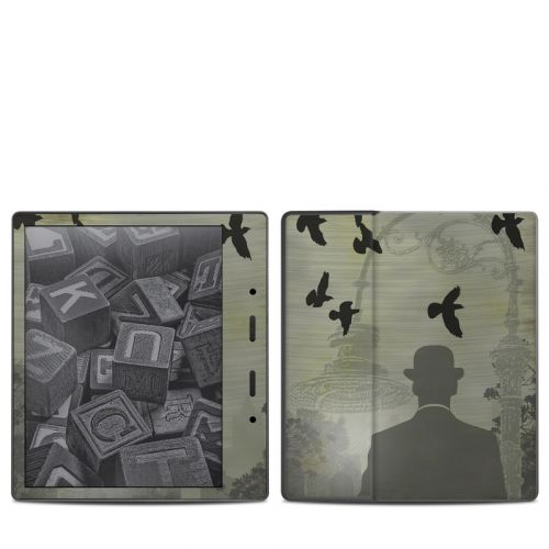 Mystery Amazon Kindle Oasis (2017) Skin